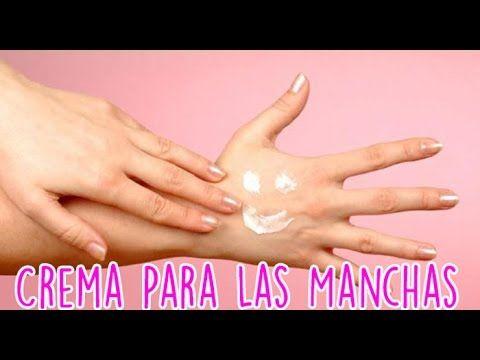 ★★★ CREMA DE MANOS PARA MANCHAS DE LA EDAD ★★★ by Pilar Nature - YouTube