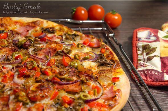 Domowa pizza jak z pizzerii