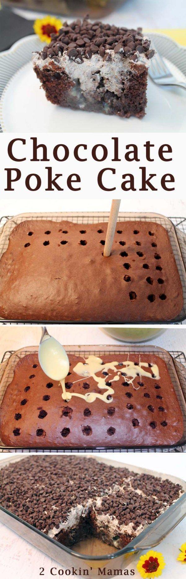 Chocolate Cake Recepie Easy