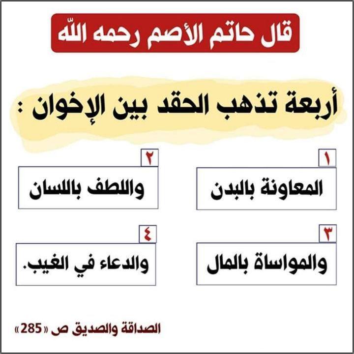 Pin By غريبة الأطوار On أقوال الصحابة والعلماء Ahadith Islamic Cartoon Islam