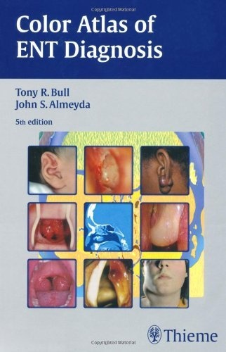 Color Atlas of ENT Diagnosis by Tony R. Bull, http://www.amazon.com/dp/3131293950/ref=cm_sw_r_pi_dp_GCWTrb0GA0KE6
