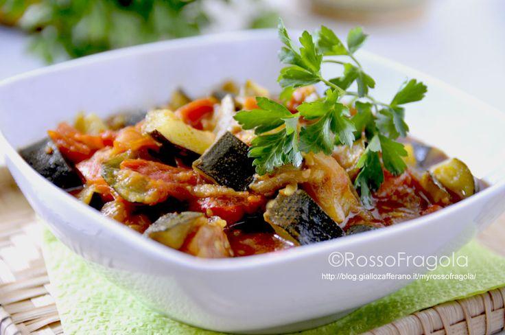 Zuppa Ortolana  con aceto balsamico e spezie - Rosso Fragola http://blog.giallozafferano.it/myrossofragola/zuppa-ortolana/