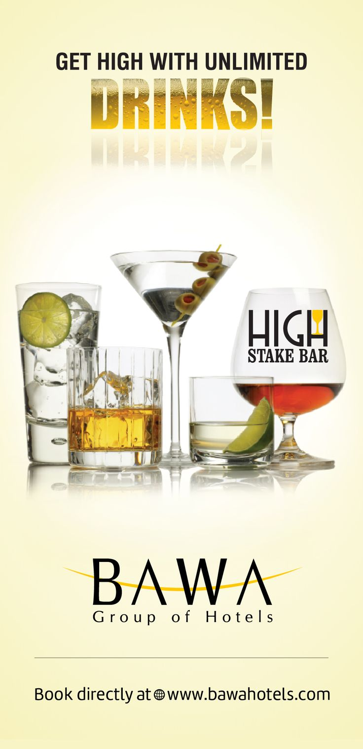 Drink yourself silly every day at our bar! Get unlimited beverages at just Rs.999.