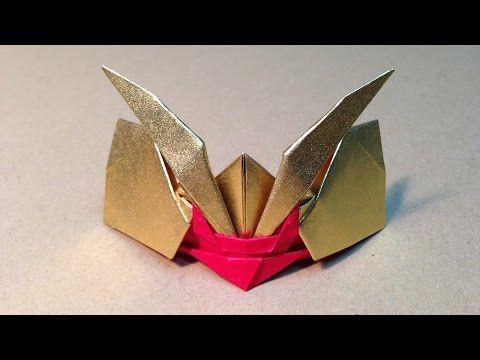 【子供と折り紙チャレンジ!】兜の折り方10選☆ | Handful