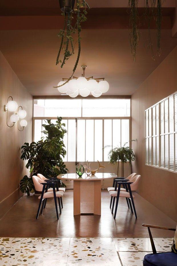 Die besten 25+ Rosa fliesen Ideen auf Pinterest Rosa fliesen - farbiges modernes appartement hong kong