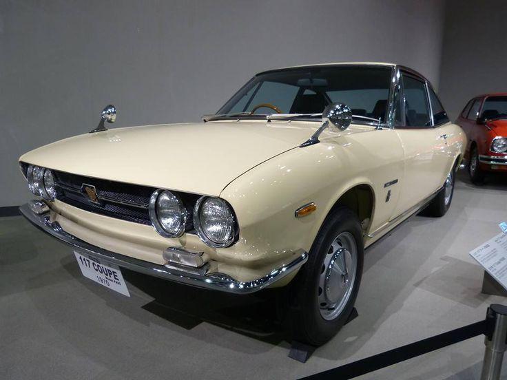 1968 Isuzu 117Coupe