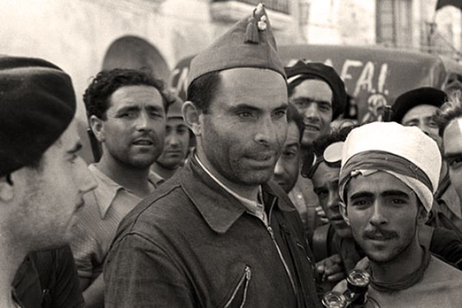 Búscame en el ciclo de la vida: 74. Durruti, el hombre sin miedo