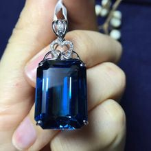 http://babyclothes.fashiongarments.biz/  14.5*20mm 24.25ct 18k white gold natural london blue topaz crystal pendant necklace for women fine jewelry, http://babyclothes.fashiongarments.biz/products/14-520mm-24-25ct-18k-white-gold-natural-london-blue-topaz-crystal-pendant-necklace-for-women-fine-jewelry/,  name: london blue topaz  crystal stone size:14.5*20mm  crystal stone weight:24.25ct  gold weight:   National Cert:YES  This one has national certificaiton  Origin: Brazil  Decorates with…