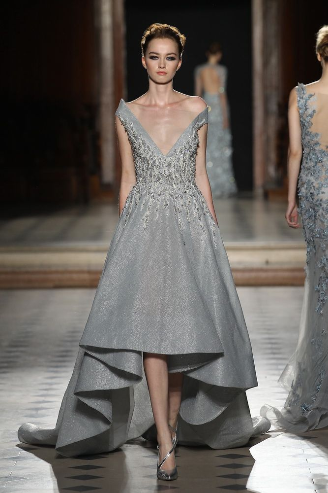 Tony Ward Couture Fall Winter 2015-16 l Style 13