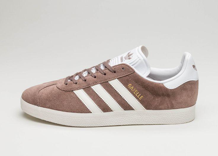 adidas Gazelle (Trace Brown / Off White / Ftwr White) #lpu #sneaker #sneakers