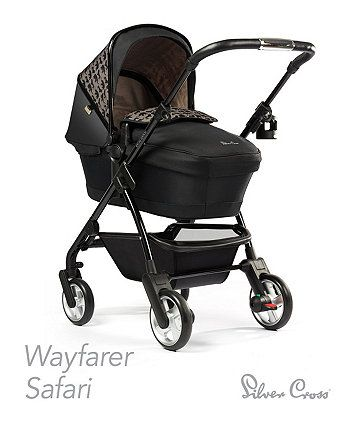Toms choice..Silver Cross Wayfarer- Safari *Exclusive to Mothercare* - prams & pushchairs - Mothercare £550