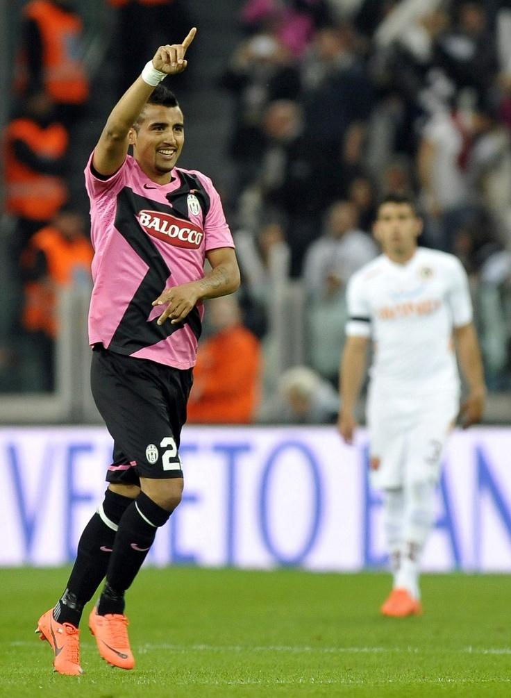 Arturo Vidal/Juventus