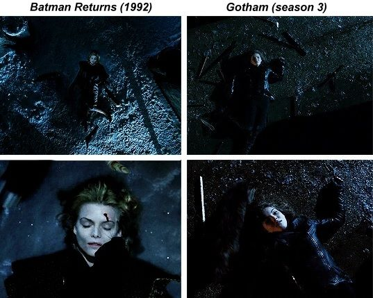 OMG...is Gotham's Catwoman coming?? #selina #catwoman #camrenbicondova #gotham season 3 preview