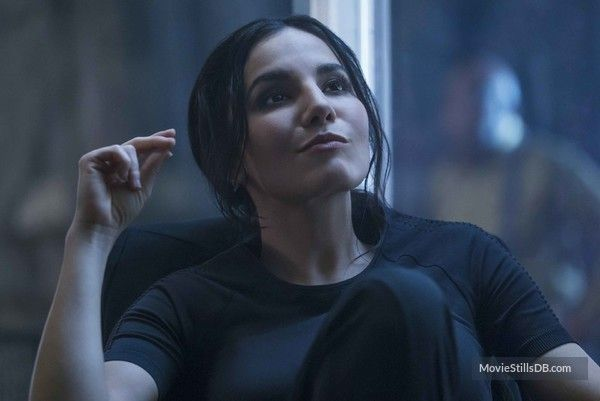 Martha Higareda In Altered Carbon 2018 Netflix Altered Carbon