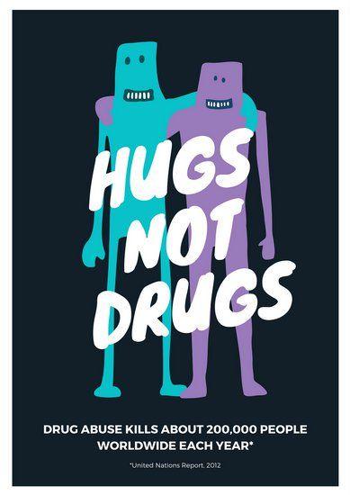 Drug Awareness Poster Templates Online