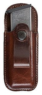 Bianchi 21 Open Top Inside-The-Waistband Magazine Pouch - Group 1 - COLT GOVERNMENT 45 ACP