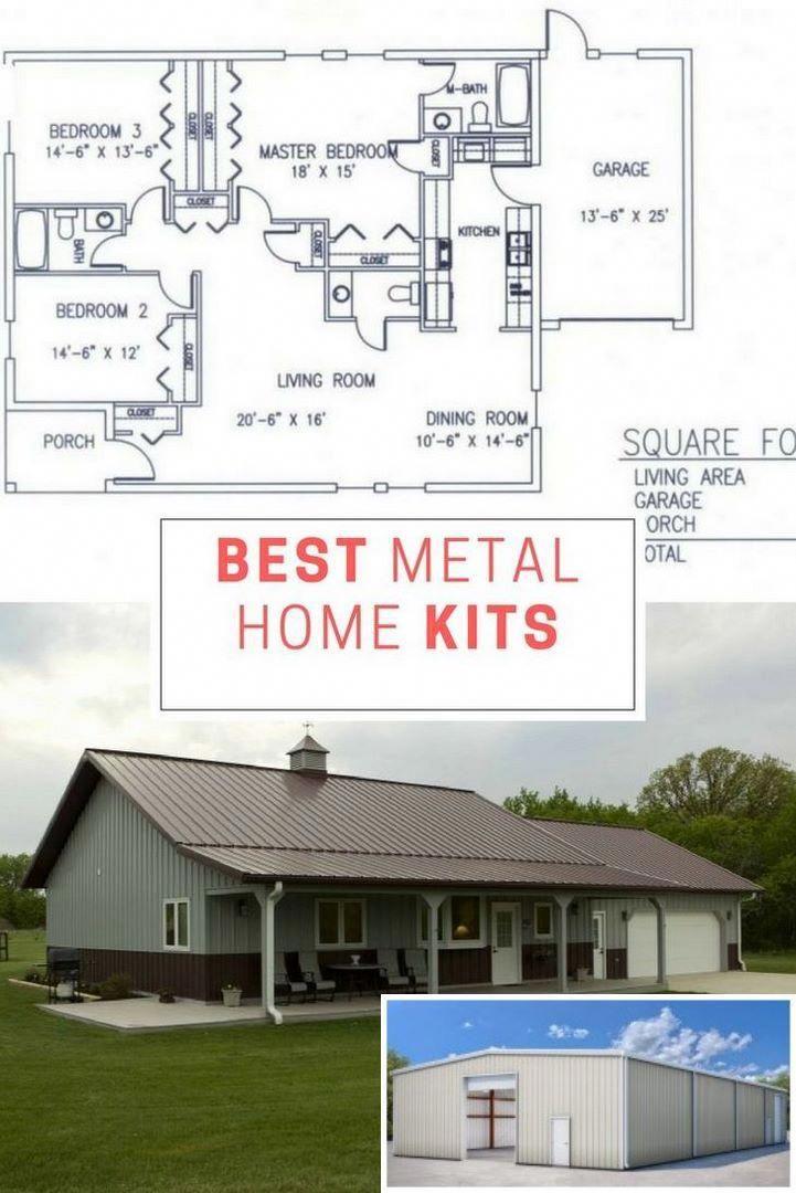 Interior And Exterior Metal Building Pics Metalbuildings Metal Building Home Kits Metal Building Homes Metal Home Kits