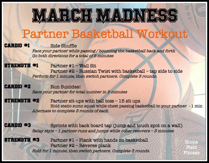 basketball workouts at home