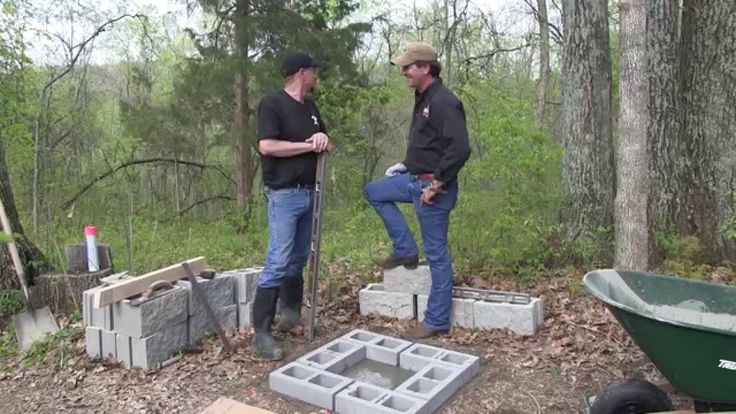 John Akers explains the basics on how to build your own smokehouse, starting with the most important part, foundation. Subscribe NOW to Tim Farmer's Country ...