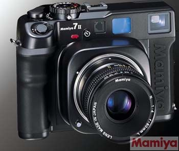 Mamiya 7 compared to Nikon D2X DSLR. Other useful links as well.