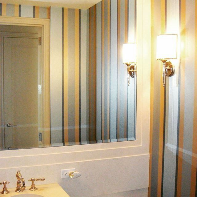 What Paint Finish For Bathroom Walls: Modern Masters On Pinterest