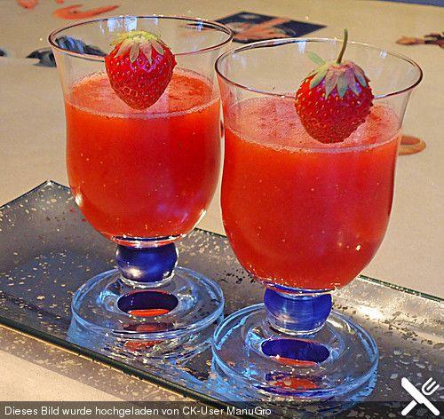 Erdbeer - Daiquiri (Rezept mit Bild) von julisan   Chefkoch.de