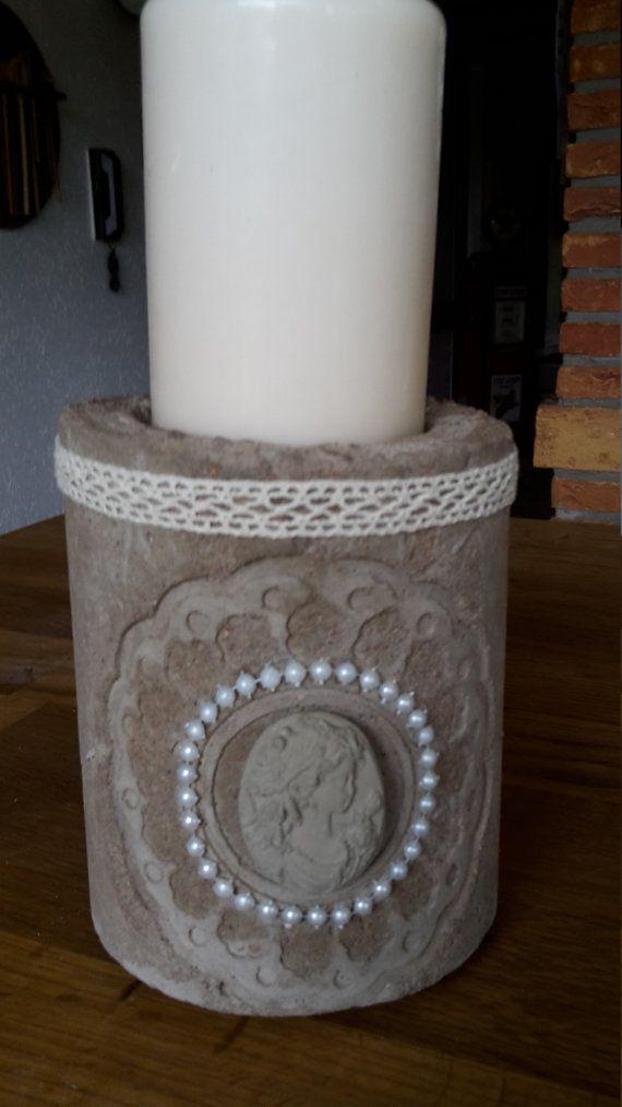 283 best Basteln mit Beton und Zement images on Pinterest Cement - beton basteln garten
