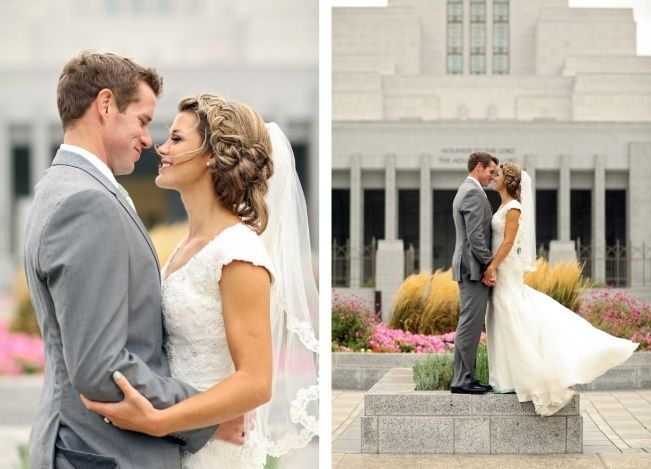 Modest Wedding Dresses In Logan Utah : Best images about happily ever after on