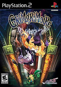 Playstation 2 - GrimGrimoire