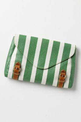 Parallels clutch: Stripes are so great