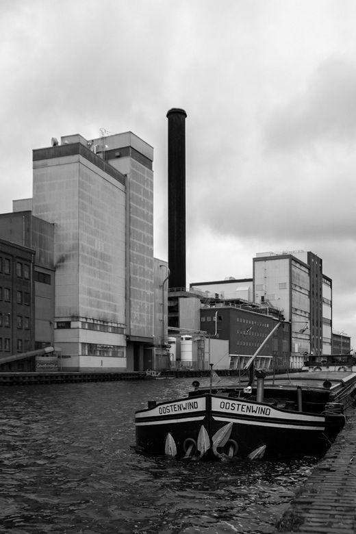Koopmans fabriek Leeuwarden