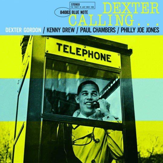 Dexter Gordon - Dexter Calling... 1961 (BN 4083) / Photo: Francis Wolff