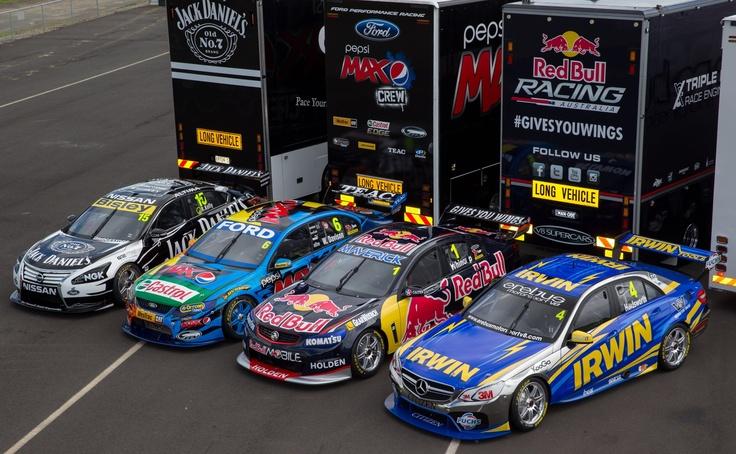 2013 Australian V8 Supercars #V8SC