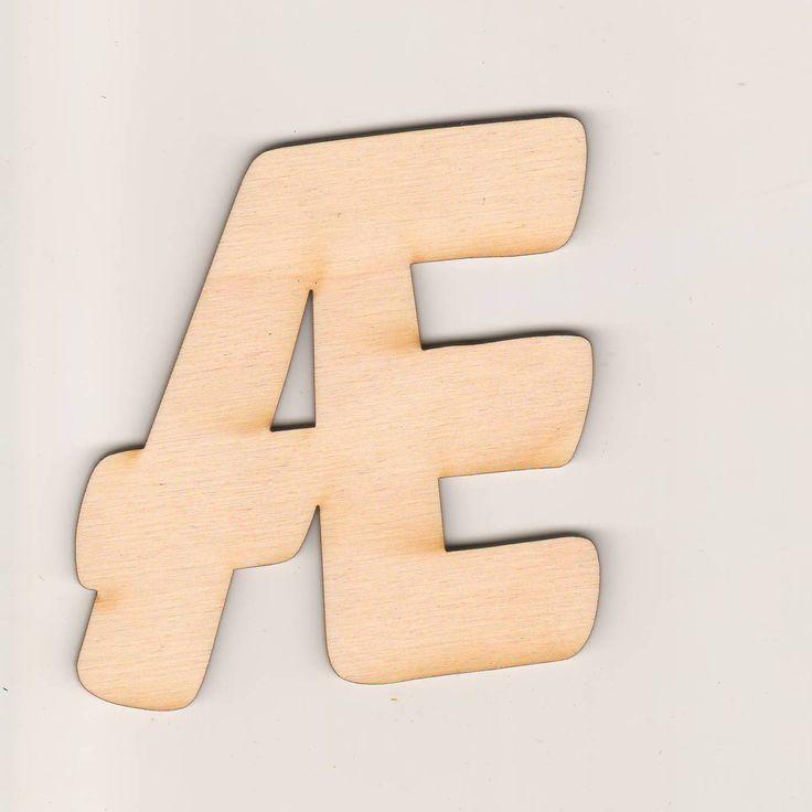 Bei uns gibt es nicht nur Deutsche Buchstaben sondern auch Sonderzeichen alnderer Länder wie hier eins der Dänischen Sprache.