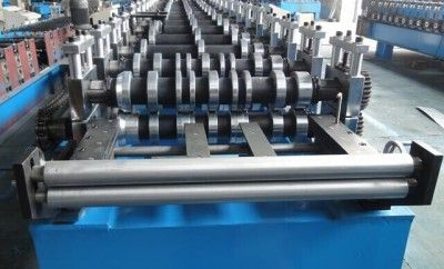 SOHO ROLLFORMING is a roll forming machine providing company in china. Contact us by wxshjimmy@163.com for automatic, floor deck, double layer and all other roll forming machines.