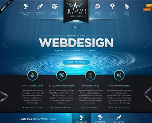 27 best Web Design Inspiration images on Pinterest | Web design ...