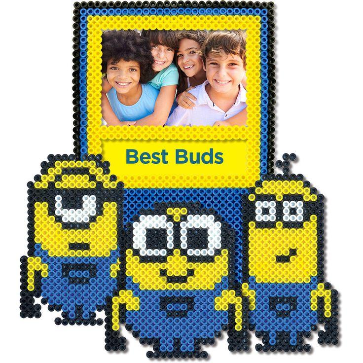 The 197 best minions images on Pinterest   Hama beads, Cross stitch ...
