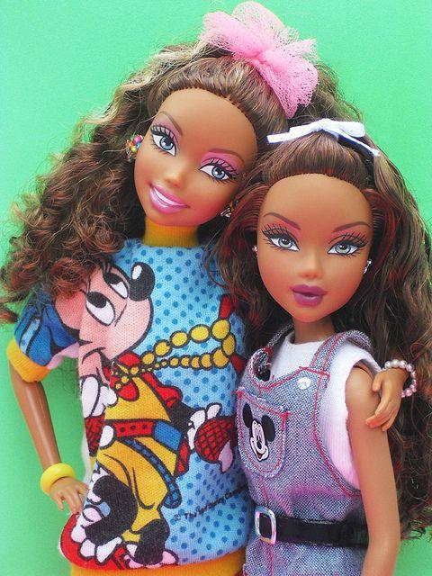 Olivia and Aalyiah | Flickr - Photo Sharing!