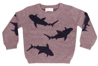 Simple Kids - Pull Shark Mink - 12 jaar