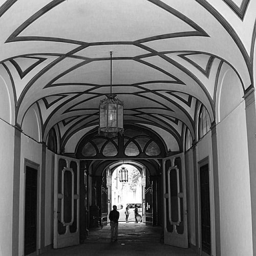 Firenze androne Palazzo Antinori   #TuscanyAgriturismoGiratola