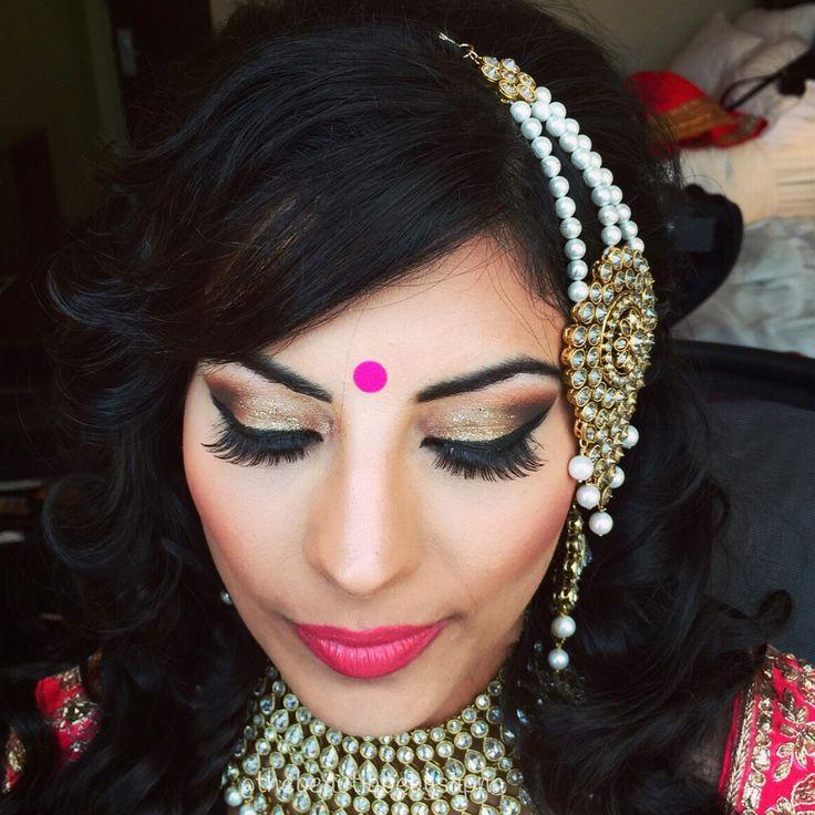Kini soni kudi! A contemporary wedding day look!