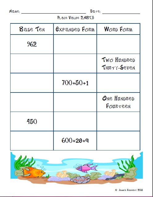 2nd grade common core place value packet cool math ideas pinterest. Black Bedroom Furniture Sets. Home Design Ideas