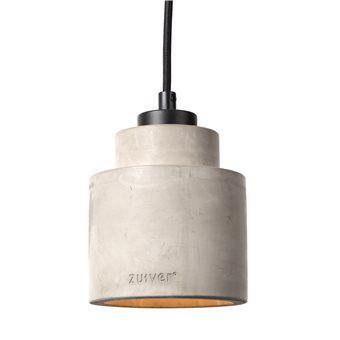 Zuiver Left Concrete Hanglamp kopen? Bestel bij fonQ
