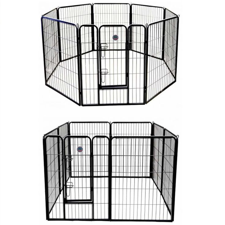 Go pet club heavy duty exercise pen for dogs 32 l x 32