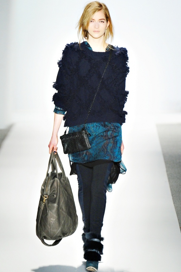 Rebecca Taylor Fall/ Winter collection 2012/13