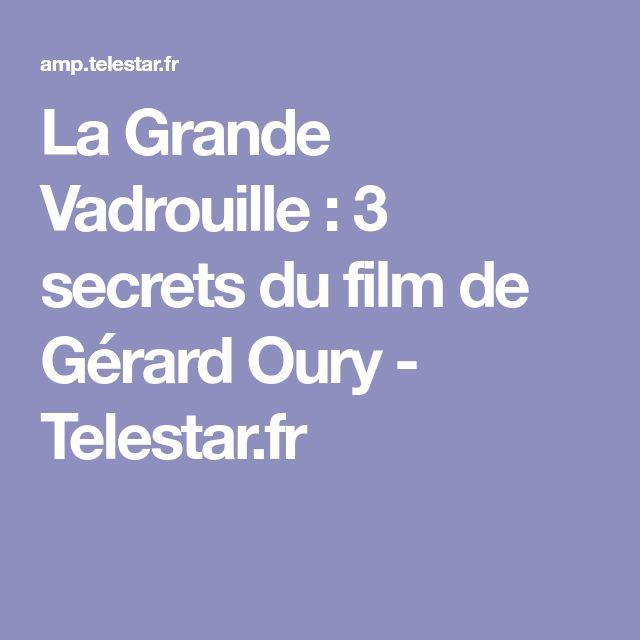 La Grande Vadrouille : 3 secrets du film de Gérard Oury - Telestar.fr