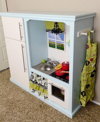 Das Leben als Atkins: MY DIY Play Kitchen
