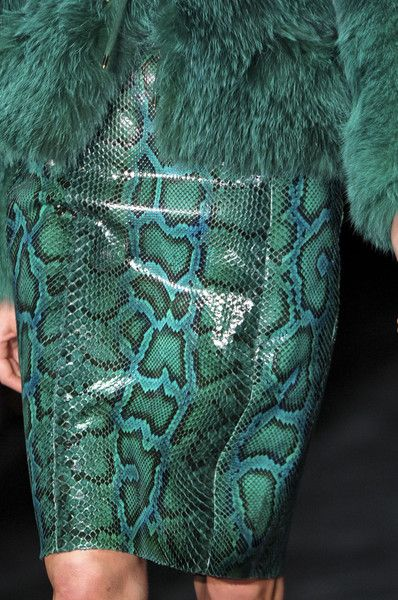 green aqua python leather ♥✤ | Keep the Glamour | BeStayBeautiful
