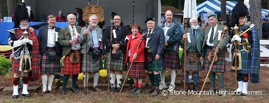 Stone Mountain Highland Games at Stone Mountain, GA October event