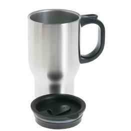 500ml Double walled stainless steel quality thermo mug. http://bit.ly/1js2nH3